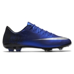 Nike Mercurial Vapor X CR7 FG Junior (Deep Royal Blue/Racer Blue)