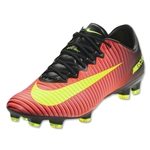 Nike Mercurial Vapor XI FG (Total Crimson/Black)