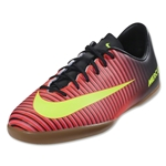 Nike Mercurial Vapor XI IC Junior (Total Crimson/Black)