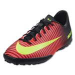 Nike Mercurial Vapor XI TF Junior (Total Crimson/Black)