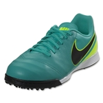 Nike Tiempo Legend VI TF Junior (Clear Jade/Volt)