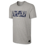 Nike FC Six a Side T-Shirt (Gray)