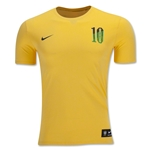 Nike Neymar Hero T-Shirt (Yellow)