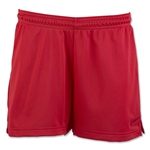 Nike Women's Academy Knit Short (Red)