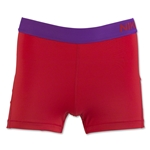 Nike Pro 3 Cool Women's Short (Red)
