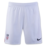USA 2016 Home Soccer Short