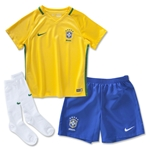 Brazil 2016 Little Boys Home Kit