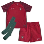 Portugal 2016 Little Boys Home Kit