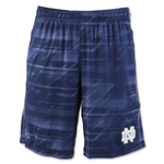 Under Armour Notre Dame Lacrosse Shorts (Navy)
