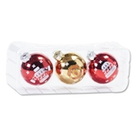 Manchester United Nordic Ornament (3 PK)
