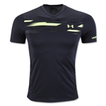 Under Armour Challenger Graphic Top (Black/Yellow)