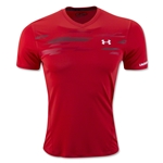 Under Armour Challenger Graphic Top (Red)