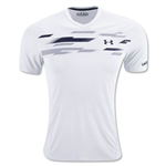 Under Armour Challenger Graphic Top (White)