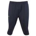 Under Armour Pitch 3/4 Tech Pant (Black)