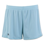 Under Armour Women's Challenger Knit Short (Sky)