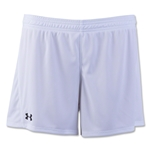 Under Armour Women's Challenger Knit Short (White)