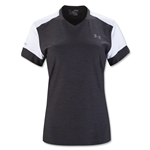 Under Armour Pitch Women's CoolSwitch V-Neck Training Top (Black)