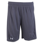 Under Armour Challenger Youth Knit Short (Dk Gray)