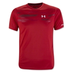 Under Armour Challenger Youth Training Top (Red)