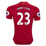 Liverpool 16/17 EMRE CAN Home Soccer Jersey