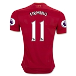 Liverpool 16/17 FIRMINO Home Soccer Jersey