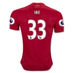 Liverpool 16/17 IBE Home Soccer Jersey