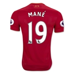 Liverpool 16/17 MANE Home Soccer Jersey