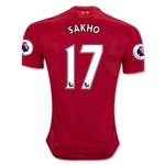 Liverpool 16/17 SAKHO Home Soccer Jersey