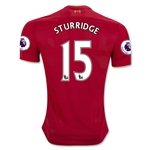 Liverpool 16/17 STURRIDGE Home Soccer Jersey
