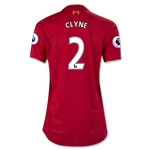 Liverpool 16/17 CLYNE Women's Home Soccer Jersey