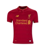Liverpool 16/17 Youth Home Soccer Jersey