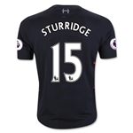 Liverpool 16/17 STURRIDGE Youth Away Soccer Jersey