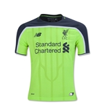 Liverpool 16/17 Youth Third Soccer Jersey