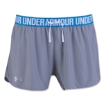 Under Armour Women's Play Up Short (Dk Gray)