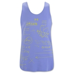 Under Armour Girls Dream Believe Repeat Tank (Purple)