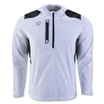 Adrenaline Darth Cader Pullover Jacket (White)