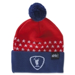 Adrenaline Betsy Beanie (Red)