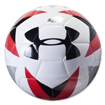 Under Armour Desafio 395 Ball (White/Risk Red)