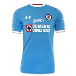Cruz Azul 16/17 Authentic Home Soccer Jersey