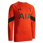 Tottenham 16/17 LS Away Keeper Jersey