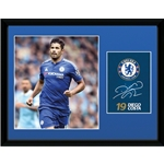 Chelsea 16x12 Diego Costa Framed Poster
