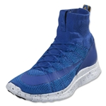 Nike Free Flyknit Mercurial (Game Royal)