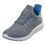adidas Clima Cool Sonic M Running Shoe (Grey/Grey/Shock Blue)