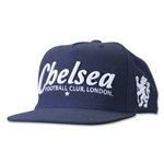 Cheslea Wordmark Snapback Cap