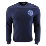New York City FC Crest Sweatshirt