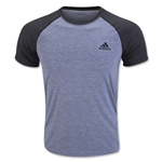 adidas Ultimate T-Shirt 16 (Heather Gray)