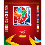 Panini FIFA Women's World Cup 2015 Album