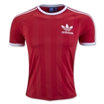 adidas California T-Shirt (Red)