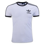 adidas California T-Shirt (White)