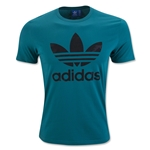 adidas Originals Trefoil Camo Logo T-Shirt (Green)